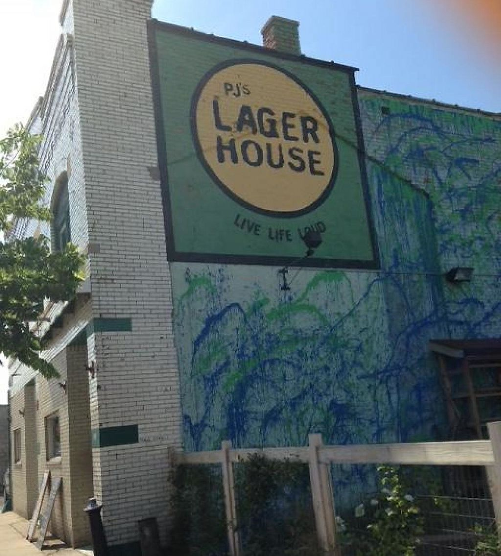 """Photo of PJ's Lager House Detroit  by <a href=""""/members/profile/mars"""">mars</a> <br/>Exterior of PJ's <br/> June 19, 2015  - <a href='/contact/abuse/image/25587/204204'>Report</a>"""