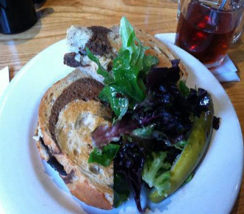 "Photo of Oasis Cafe  by <a href=""/members/profile/Meggie%20and%20Ben"">Meggie and Ben</a> <br/>Reuben sandwich with salad <br/> January 19, 2012  - <a href='/contact/abuse/image/2562/219888'>Report</a>"