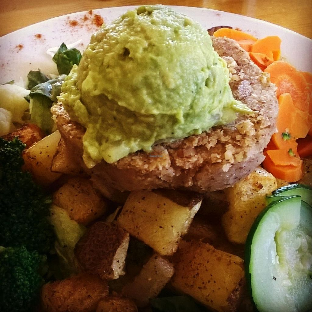 Photo of Sage's Cafe  by Navegante <br/>Ian's Favorite Breakfast, June 2015 <br/> July 19, 2015  - <a href='/contact/abuse/image/2564/109924'>Report</a>