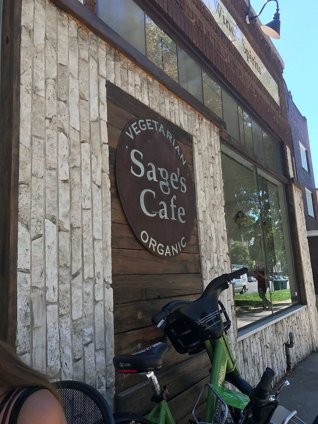 """Photo of Sage's Cafe  by <a href=""""/members/profile/SlaterDouglas"""">SlaterDouglas</a> <br/>Front <br/> July 30, 2017  - <a href='/contact/abuse/image/2564/286519'>Report</a>"""