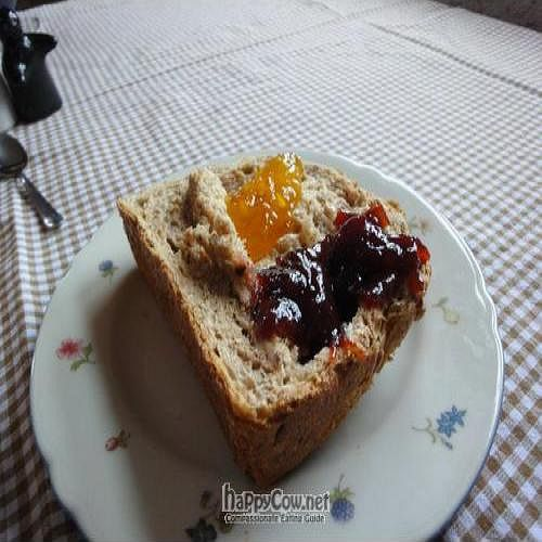 """Photo of Country Hotel Anna  by <a href=""""/members/profile/Jamila10ten"""">Jamila10ten</a> <br/>Homemade jams and FRESHLY baked bread <br/> June 29, 2011  - <a href='/contact/abuse/image/25654/9459'>Report</a>"""