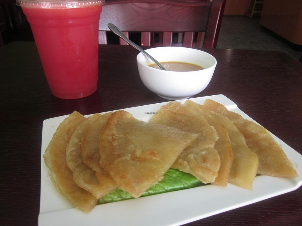 """Photo of CoCo Lin Vegetarian House  by <a href=""""/members/profile/rmark25"""">rmark25</a> <br/>Malasian Pancakes <br/> January 17, 2014  - <a href='/contact/abuse/image/25655/62628'>Report</a>"""