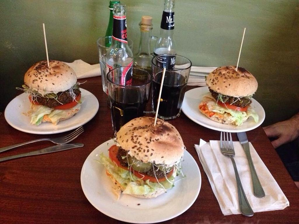 """Photo of Najadacze.pl  by <a href=""""/members/profile/AlePerez92"""">AlePerez92</a> <br/>Falafel burgers, yummy :) <br/> May 16, 2015  - <a href='/contact/abuse/image/25708/102401'>Report</a>"""