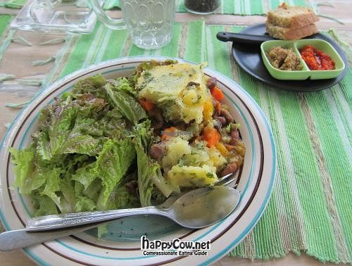 "Photo of CLOSED: The Little Green Cafe  by <a href=""/members/profile/cvxmelody"">cvxmelody</a> <br/>Vegan lasagne <br/> March 16, 2012  - <a href='/contact/abuse/image/25714/29485'>Report</a>"