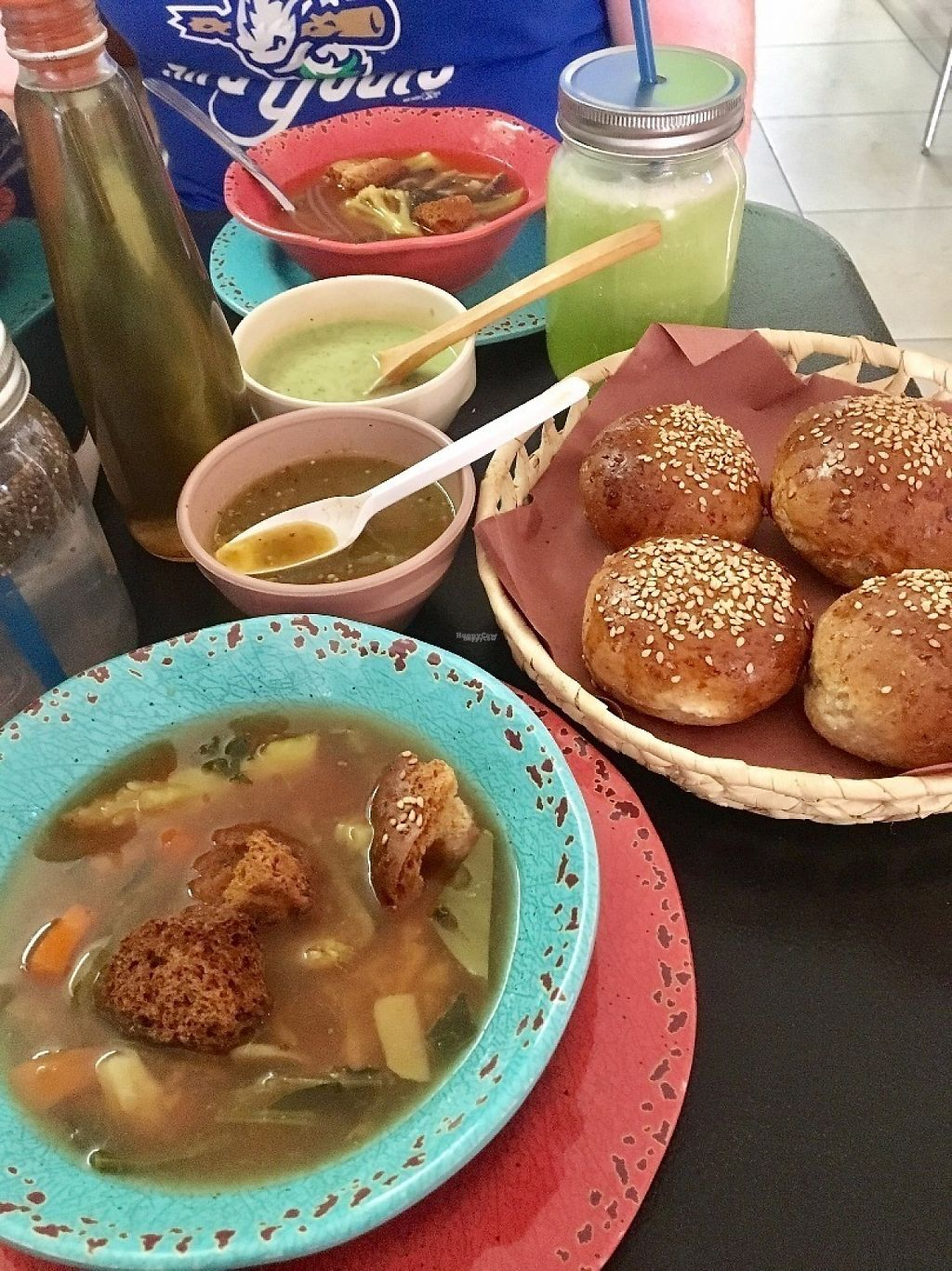 """Photo of Trigo Verde Naturistas Store and Cafe  by <a href=""""/members/profile/instantxkarmaa"""">instantxkarmaa</a> <br/>Nice spread! <br/> February 8, 2017  - <a href='/contact/abuse/image/25734/224455'>Report</a>"""