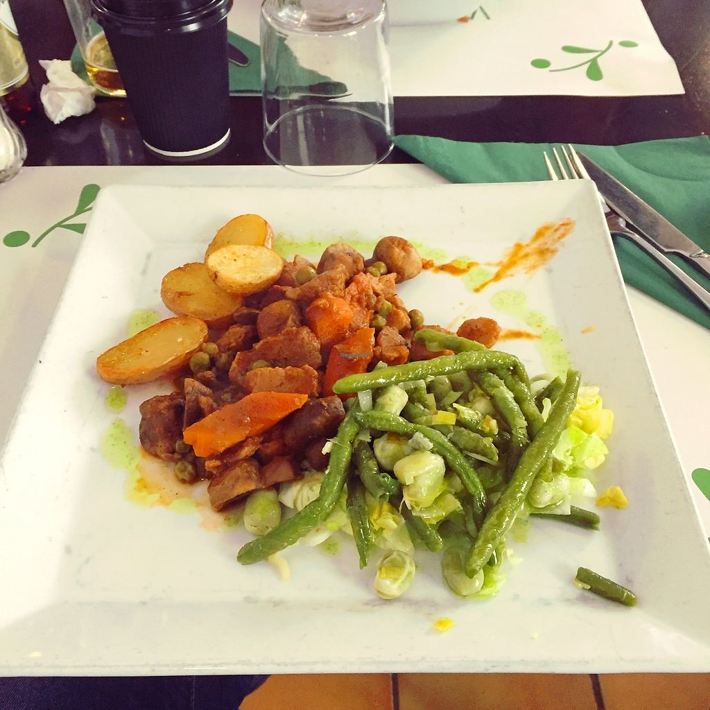 """Photo of Vegetariano El Calafate  by <a href=""""/members/profile/AnastaciaJanowska"""">AnastaciaJanowska</a> <br/>soy meat <br/> March 28, 2018  - <a href='/contact/abuse/image/25756/377268'>Report</a>"""