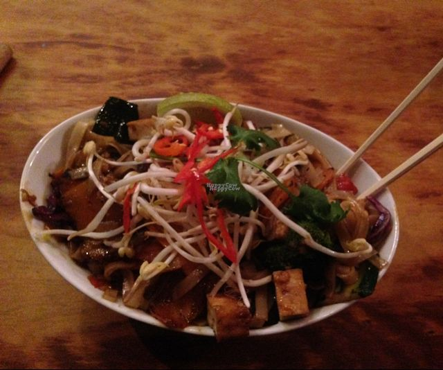 "Photo of Asia Joes  by <a href=""/members/profile/ChloeCherry"">ChloeCherry</a> <br/>great tofu and fresh seasonal veggies with rice noodles <br/> October 4, 2016  - <a href='/contact/abuse/image/25785/179659'>Report</a>"