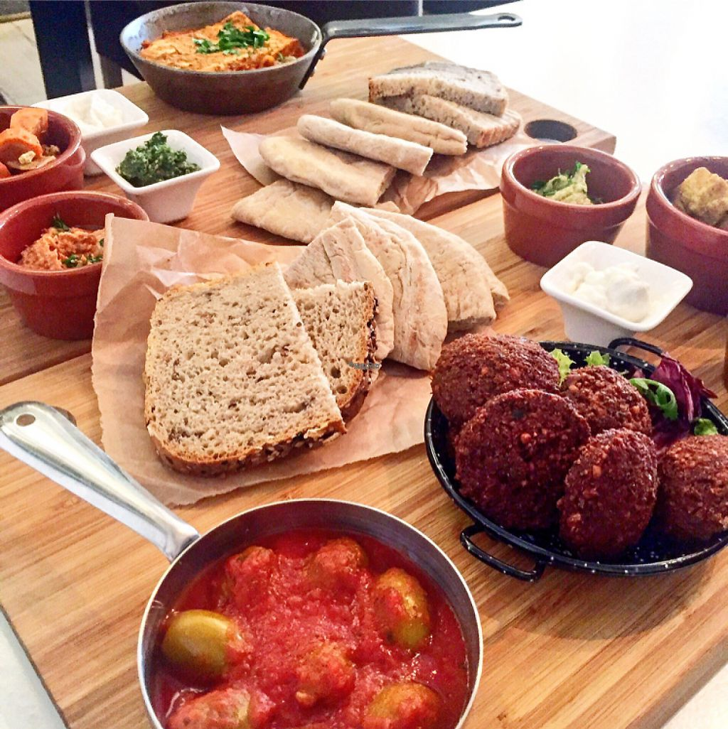 """Photo of Tel Aviv Food & Wine  by <a href=""""/members/profile/Oreng1976"""">Oreng1976</a> <br/>breakfast today in Tel Aviv Warsaw <br/> March 12, 2017  - <a href='/contact/abuse/image/25838/235501'>Report</a>"""