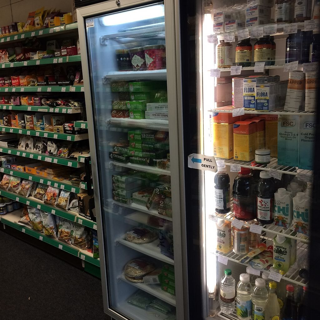 """Photo of Chorley Health Food Store  by <a href=""""/members/profile/Hoggy"""">Hoggy</a> <br/>Inside Chorley Health Food Store <br/> September 23, 2017  - <a href='/contact/abuse/image/25865/307563'>Report</a>"""