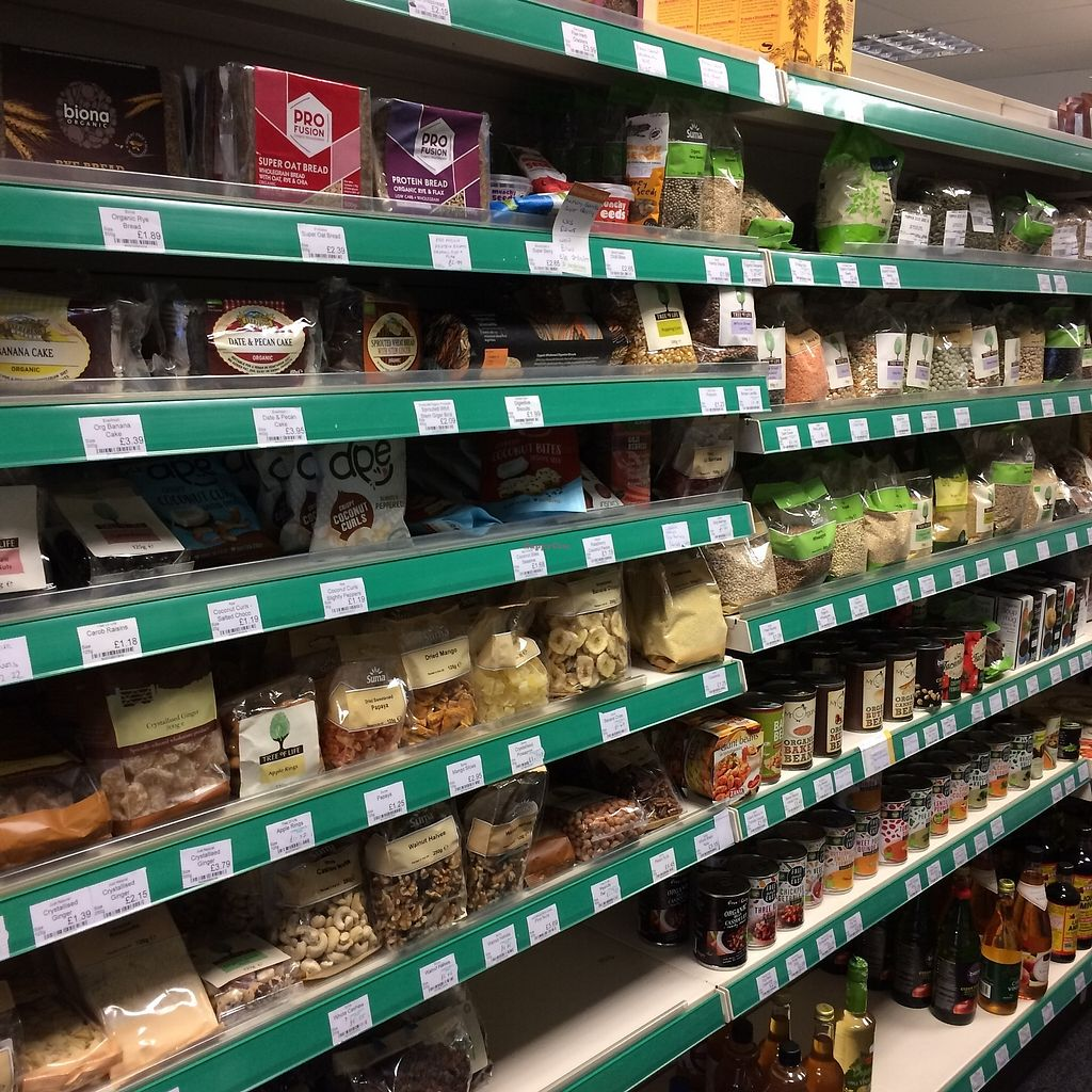 """Photo of Chorley Health Food Store  by <a href=""""/members/profile/Hoggy"""">Hoggy</a> <br/>Inside Chorley Health Food Store <br/> September 23, 2017  - <a href='/contact/abuse/image/25865/307567'>Report</a>"""