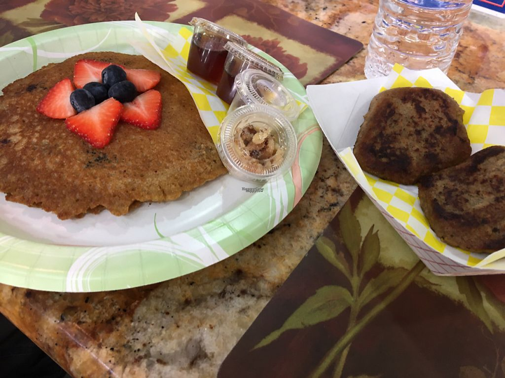 """Photo of Meals From The Heart Cafe  by <a href=""""/members/profile/CamilleFM"""">CamilleFM</a> <br/>breakfasts  <br/> March 6, 2017  - <a href='/contact/abuse/image/25883/233500'>Report</a>"""