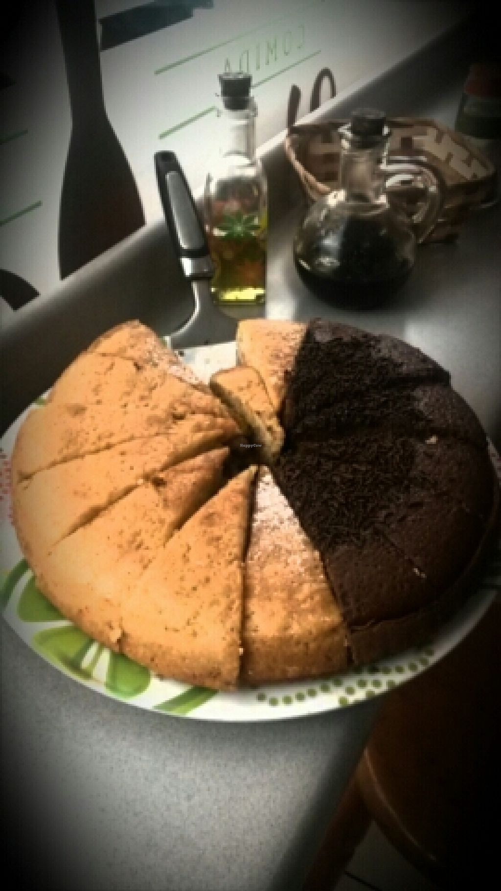 """Photo of Vege Chef  by <a href=""""/members/profile/sebadvc"""">sebadvc</a> <br/>queque vegano de zanahoria y chocolate <br/> May 25, 2016  - <a href='/contact/abuse/image/25886/150806'>Report</a>"""