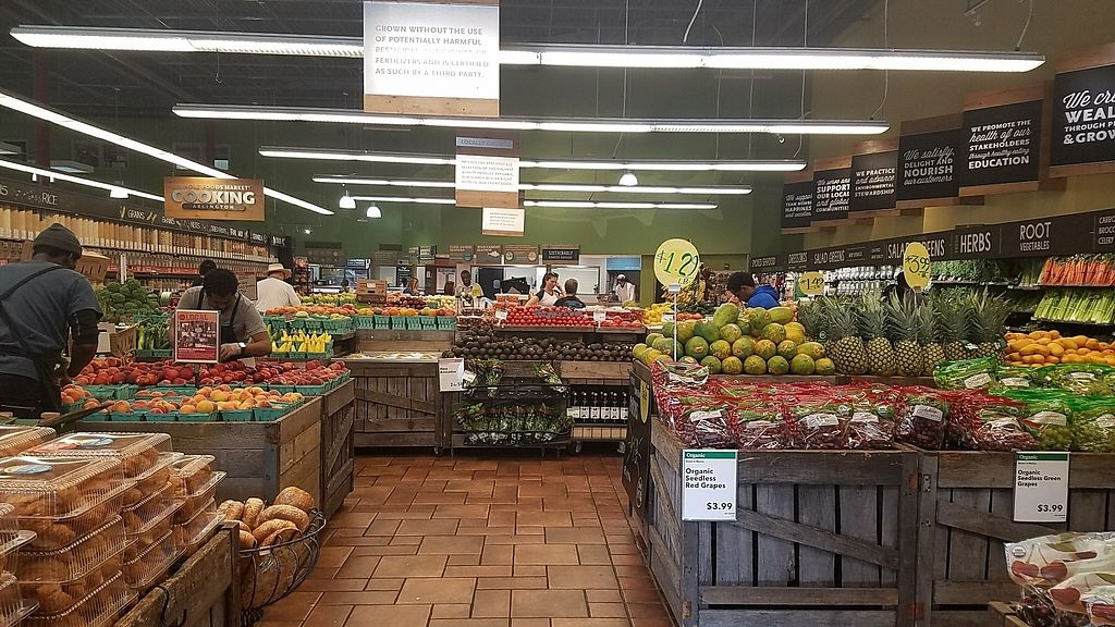 """Photo of Whole Foods Market - Wilson Blvd  by <a href=""""/members/profile/kenvegan"""">kenvegan</a> <br/>produce <br/> July 7, 2017  - <a href='/contact/abuse/image/2588/277620'>Report</a>"""