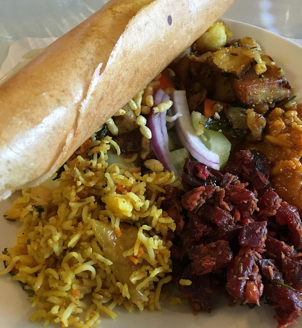 """Photo of Woodlands  by <a href=""""/members/profile/cookiem"""">cookiem</a> <br/>Dosa, curries- delish <br/> January 31, 2016  - <a href='/contact/abuse/image/2593/232304'>Report</a>"""