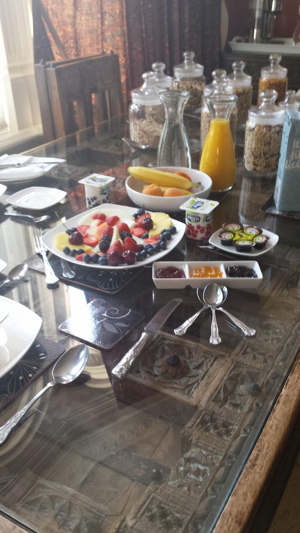 """Photo of BayTree House  by <a href=""""/members/profile/Good%20for%20Vegans"""">Good for Vegans</a> <br/>Breakfast <br/> August 28, 2015  - <a href='/contact/abuse/image/25946/115463'>Report</a>"""