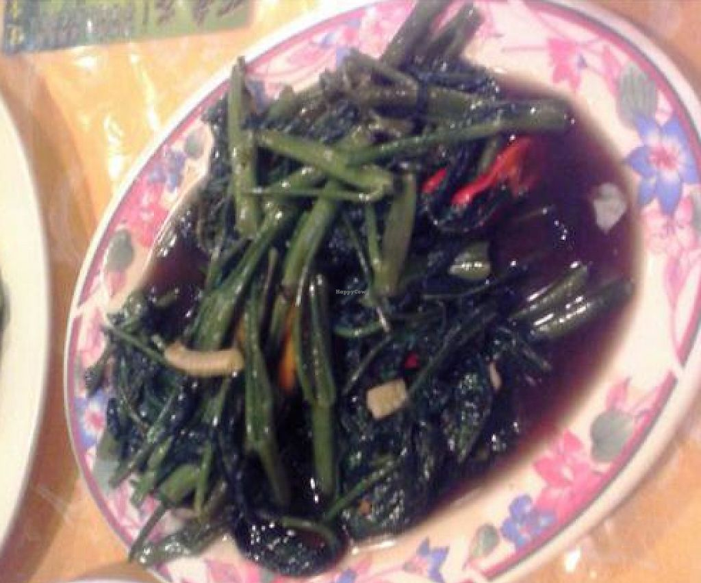 "Photo of Pu Ti Zhai  by <a href=""/members/profile/Grapevine"">Grapevine</a> <br/>STIR FRIED KANGKONG $6.00 <br/> November 19, 2011  - <a href='/contact/abuse/image/25991/194339'>Report</a>"