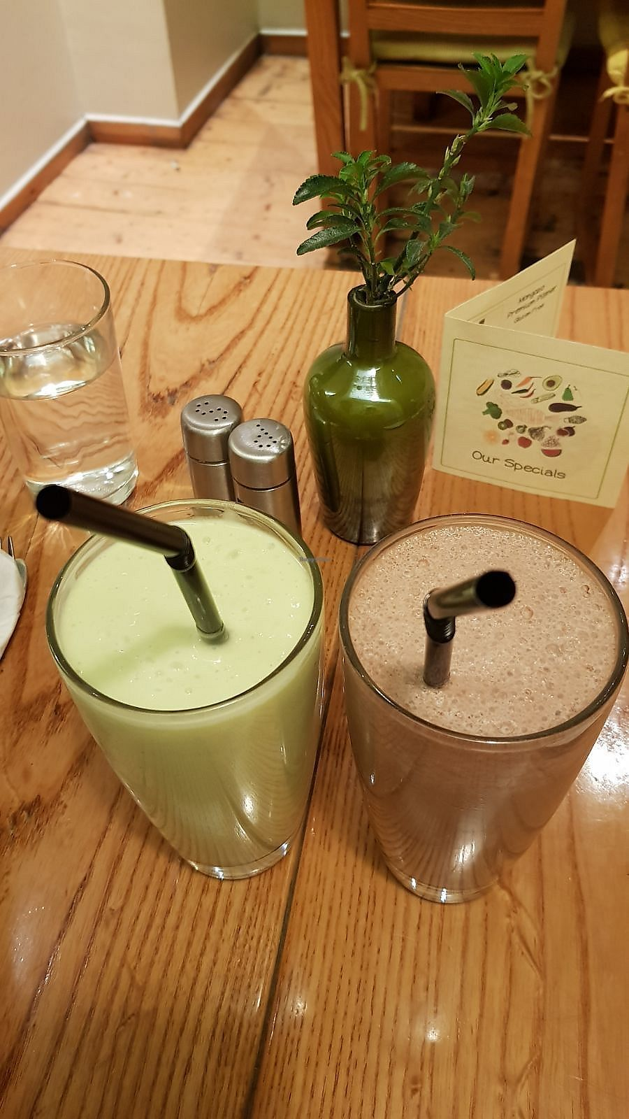 """Photo of Avocado  by <a href=""""/members/profile/vegan.goddammit"""">vegan.goddammit</a> <br/>Avocado- and cacaosmoothie <br/> March 7, 2018  - <a href='/contact/abuse/image/26015/367914'>Report</a>"""
