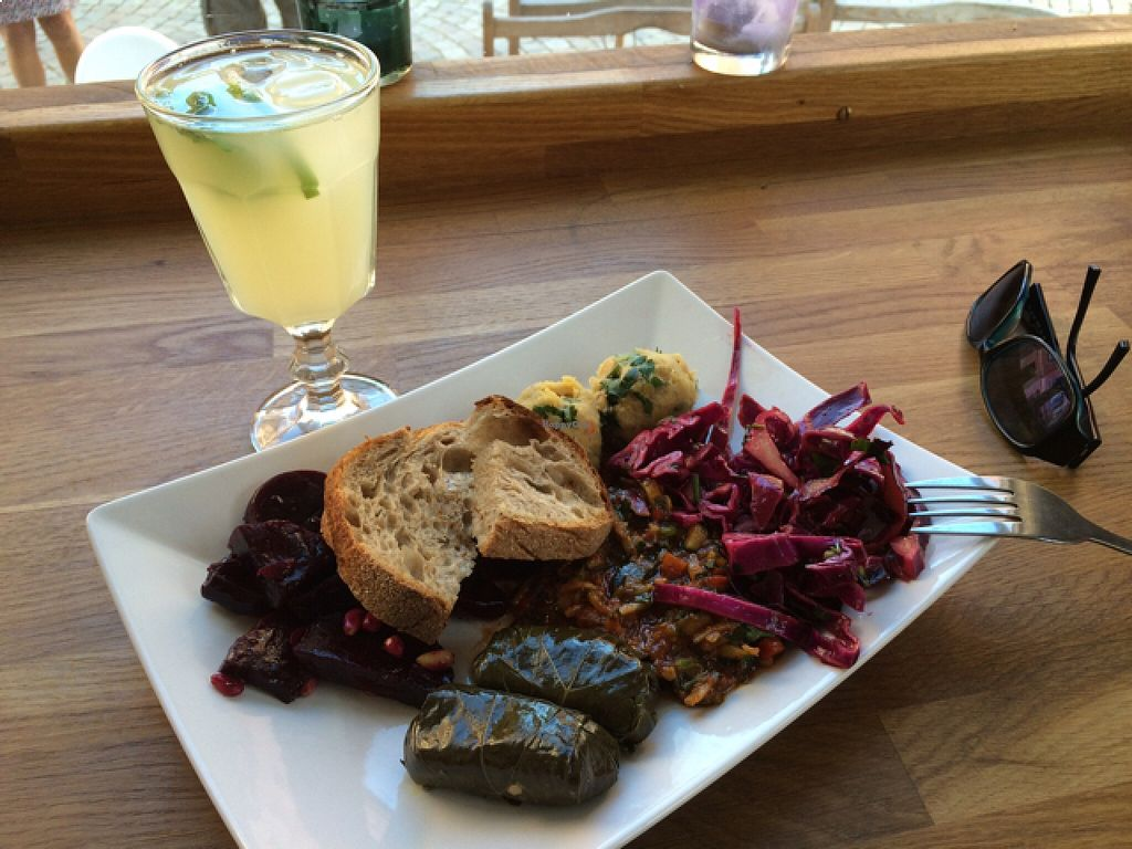 "Photo of En Deli Haga  by <a href=""/members/profile/Betti%20B"">Betti B</a> <br/>Homemade Lemonade and Dishes of the day <br/> August 21, 2015  - <a href='/contact/abuse/image/26034/114561'>Report</a>"