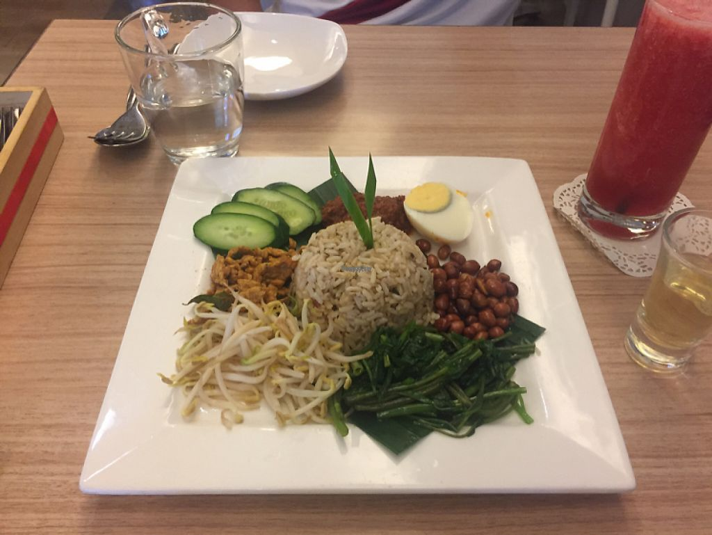 "Photo of Veggie Planet  by <a href=""/members/profile/jozborn"">jozborn</a> <br/>Nasi Lemak <br/> January 18, 2017  - <a href='/contact/abuse/image/26064/212986'>Report</a>"