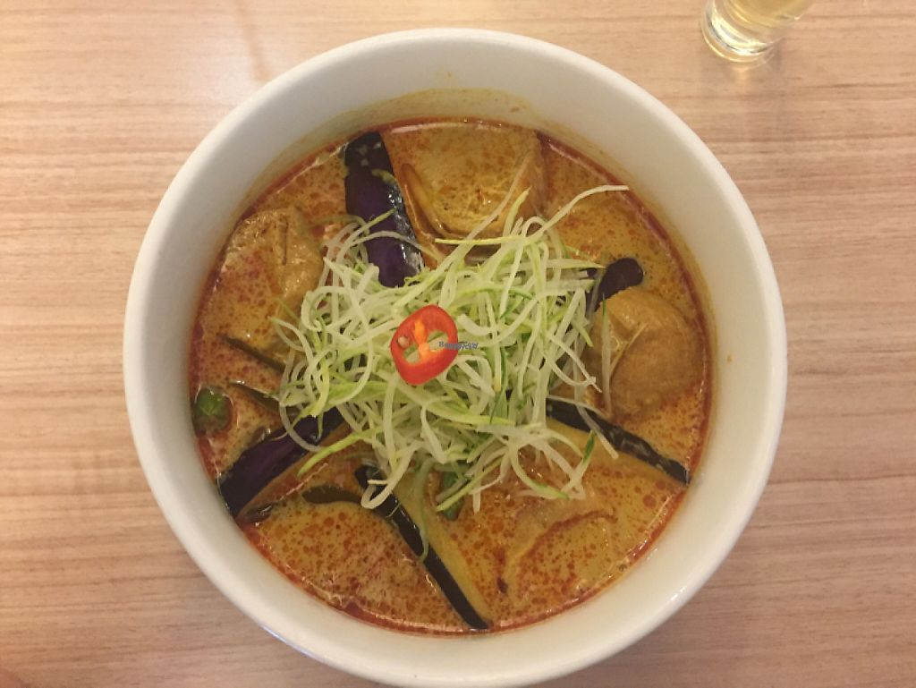 "Photo of Veggie Planet  by <a href=""/members/profile/jozborn"">jozborn</a> <br/>Laksa Soup with Vermicelli  <br/> January 18, 2017  - <a href='/contact/abuse/image/26064/212987'>Report</a>"