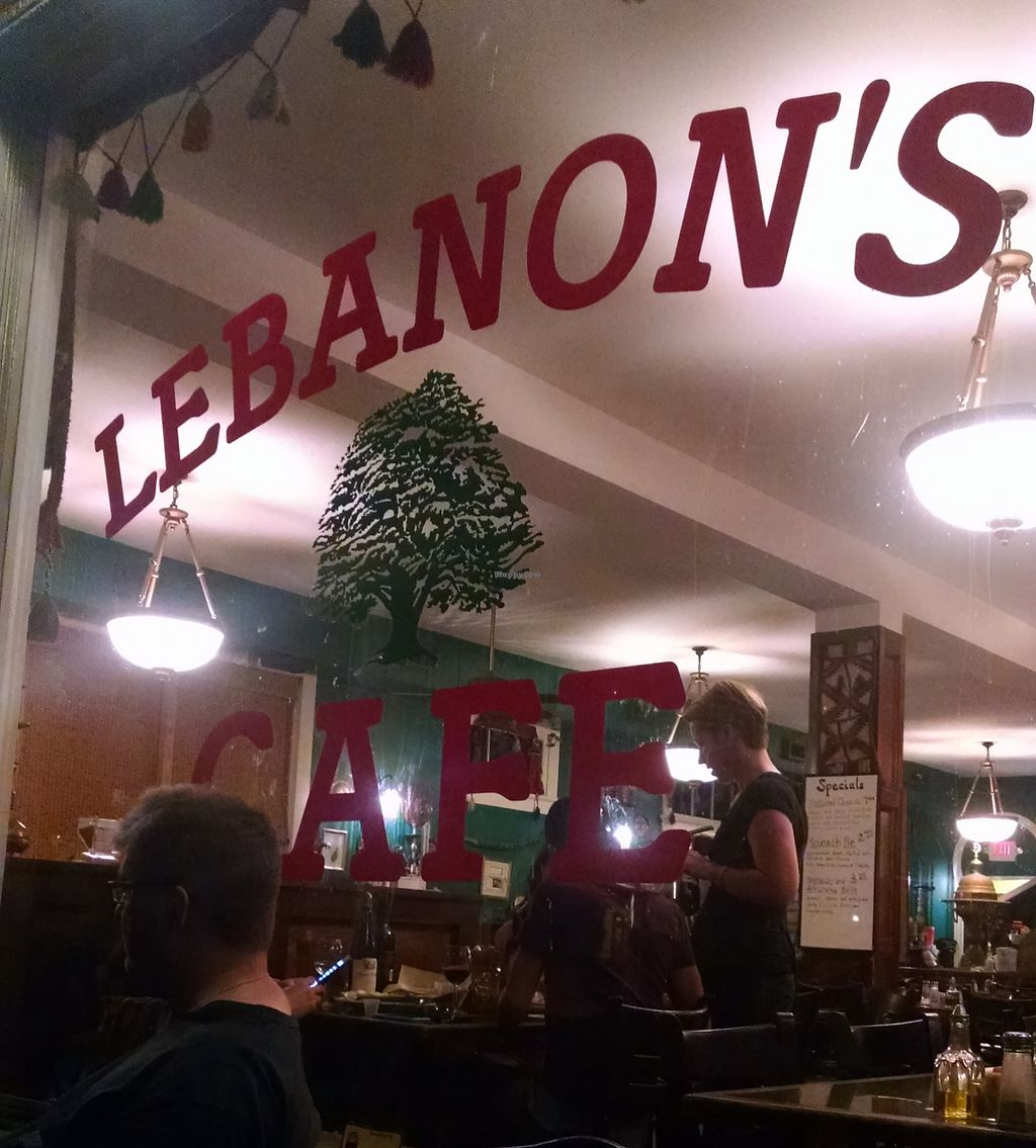 """Photo of Lebanon's Cafe  by <a href=""""/members/profile/ToriKriegel"""">ToriKriegel</a> <br/>Restaurant <br/> August 1, 2015  - <a href='/contact/abuse/image/26078/201427'>Report</a>"""