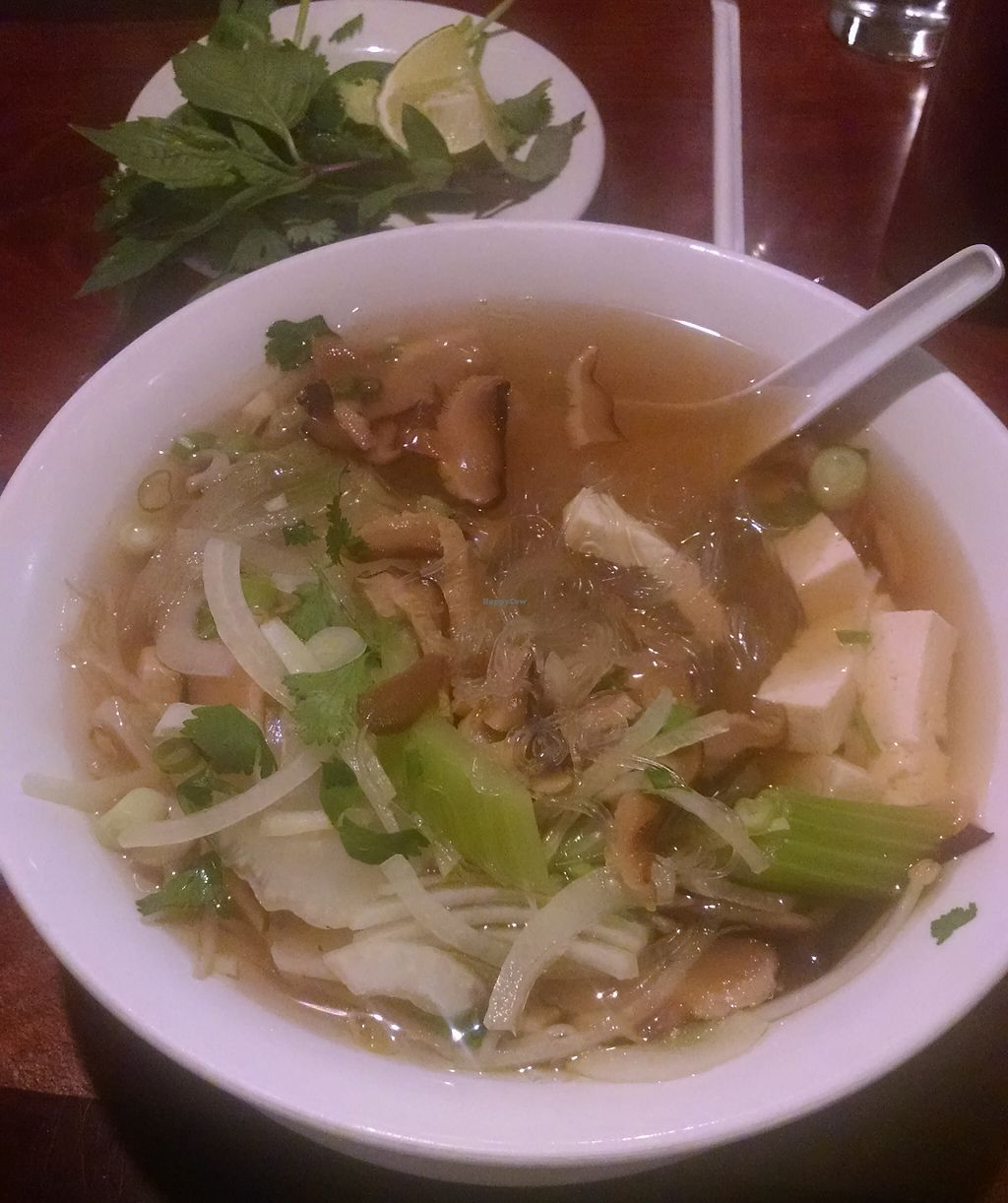 "Photo of Jazmine Cafe  by <a href=""/members/profile/ToriKriegel"">ToriKriegel</a> <br/>Glaze noodles, mushrooms, and tofu <br/> August 1, 2015  - <a href='/contact/abuse/image/26081/201438'>Report</a>"