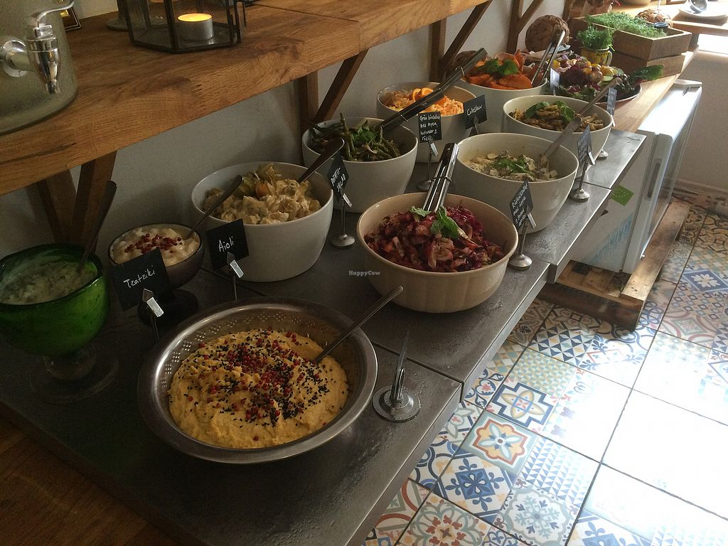 """Photo of Kafe Agnez  by <a href=""""/members/profile/elena%20lopelle"""">elena lopelle</a> <br/>Brunch Buffet <br/> August 10, 2017  - <a href='/contact/abuse/image/26130/291265'>Report</a>"""