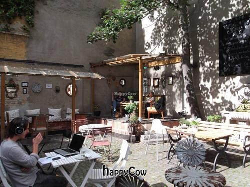 """Photo of Kafe Agnez  by <a href=""""/members/profile/RubySleigh"""">RubySleigh</a> <br/>The Courtyard <br/> September 1, 2012  - <a href='/contact/abuse/image/26130/37296'>Report</a>"""
