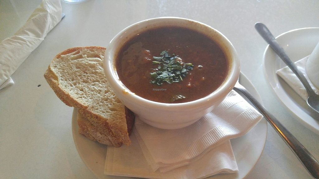 """Photo of The Owlery  by <a href=""""/members/profile/Lomky"""">Lomky</a> <br/>Tuscan soup <br/> July 24, 2017  - <a href='/contact/abuse/image/26138/284483'>Report</a>"""