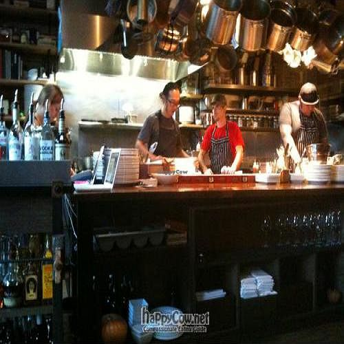 """Photo of CLOSED: Natural Selection  by <a href=""""/members/profile/blisssu"""">blisssu</a> <br/>Chef Woo and staff in the open kitchen <br/> August 11, 2011  - <a href='/contact/abuse/image/26156/10071'>Report</a>"""