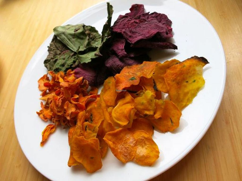 """Photo of Alchemist Garden  by <a href=""""/members/profile/Chnanis"""">Chnanis</a> <br/>Marinated Veggie Chips <br/> September 7, 2014  - <a href='/contact/abuse/image/26197/79243'>Report</a>"""