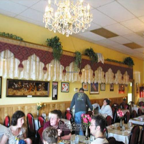 Photo of Pabla Indian Cuisine  by joyfulspirit <br/>interior <br/> May 29, 2011  - <a href='/contact/abuse/image/2623/8840'>Report</a>