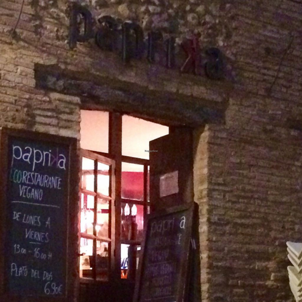 """Photo of Paprika  by <a href=""""/members/profile/misoginger"""">misoginger</a> <br/>quaint entry  <br/> May 11, 2017  - <a href='/contact/abuse/image/26256/257949'>Report</a>"""