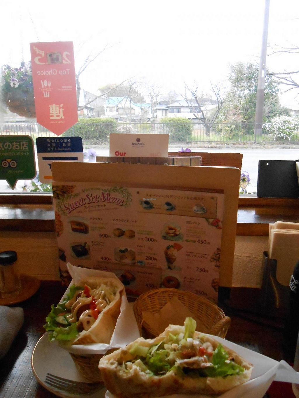 """Photo of Falafel Garden  by <a href=""""/members/profile/Den28"""">Den28</a> <br/>Falafel Garden <br/> June 7, 2015  - <a href='/contact/abuse/image/26257/105074'>Report</a>"""