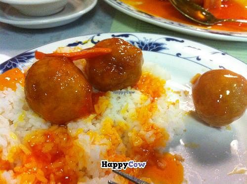 """Photo of Bamboo Garden Vegetarian Cuisine  by <a href=""""/members/profile/Posi%20Britt"""">Posi Britt</a> <br/>The perfect sweet and sour pork! <br/> December 18, 2013  - <a href='/contact/abuse/image/2626/60504'>Report</a>"""