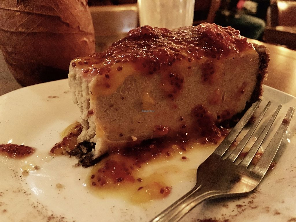 "Photo of Seasoned Vegan  by <a href=""/members/profile/blaeffo"">blaeffo</a> <br/>BBQ riblets and raw cheesecake <br/> October 7, 2015  - <a href='/contact/abuse/image/26273/120613'>Report</a>"