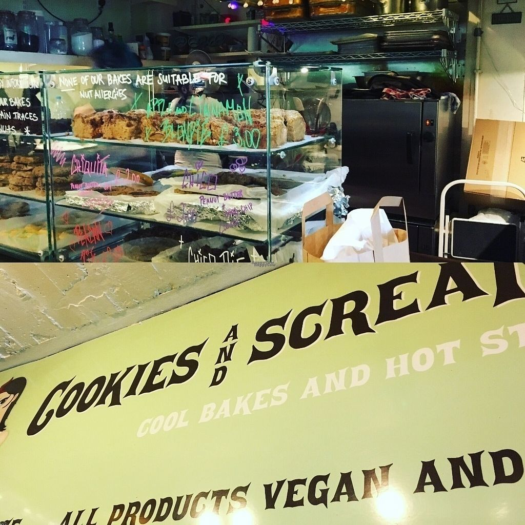"""Photo of CLOSED: Cookies and Scream - Camden Lock Market  by <a href=""""/members/profile/Windlekins"""">Windlekins</a> <br/>Cookies and scream <br/> September 2, 2016  - <a href='/contact/abuse/image/26297/172986'>Report</a>"""