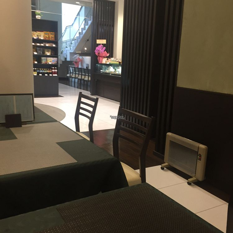"""Photo of ORIBIO Cafe Dining  by <a href=""""/members/profile/Vegeiko"""">Vegeiko</a> <br/>New place as of October 2016 <br/> October 19, 2016  - <a href='/contact/abuse/image/26302/182907'>Report</a>"""
