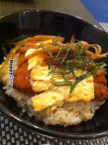 """Photo of ORIBIO Cafe Dining  by <a href=""""/members/profile/Vegeiko"""">Vegeiko</a> <br/>Koya-tofu cutlet rice bowl with Yuba curd as a substitute egg. Delicious!! <br/> July 30, 2013  - <a href='/contact/abuse/image/26302/286228'>Report</a>"""