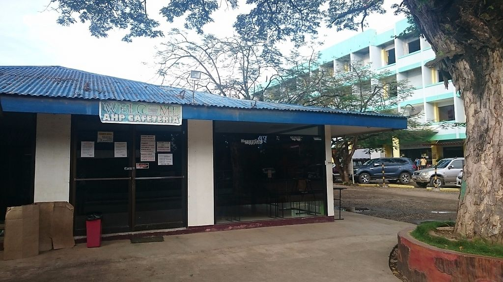 "Photo of Palawan Adventist Hospital Vegetarian Restaurant  by <a href=""/members/profile/peas-full"">peas-full</a> <br/>Right at the entrance along the highway  <br/> December 12, 2016  - <a href='/contact/abuse/image/26331/200201'>Report</a>"