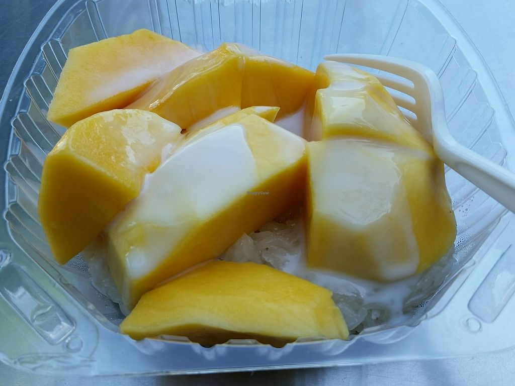 "Photo of Thai Vegan  by <a href=""/members/profile/eric"">eric</a> <br/>mango sticky rice <br/> August 13, 2017  - <a href='/contact/abuse/image/26369/292460'>Report</a>"