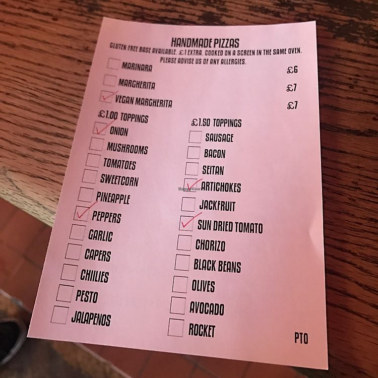"""Photo of The Railway Hotel  by <a href=""""/members/profile/Cjlelliott"""">Cjlelliott</a> <br/>pizza bar order form <br/> July 13, 2017  - <a href='/contact/abuse/image/26414/279731'>Report</a>"""