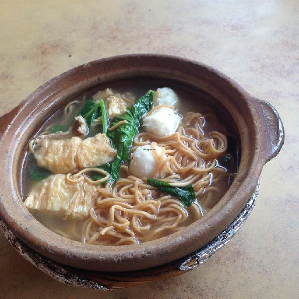 """Photo of Sweet Veggie  by <a href=""""/members/profile/AndyT"""">AndyT</a> <br/>Claypot mee <br/> April 19, 2014  - <a href='/contact/abuse/image/26418/68018'>Report</a>"""