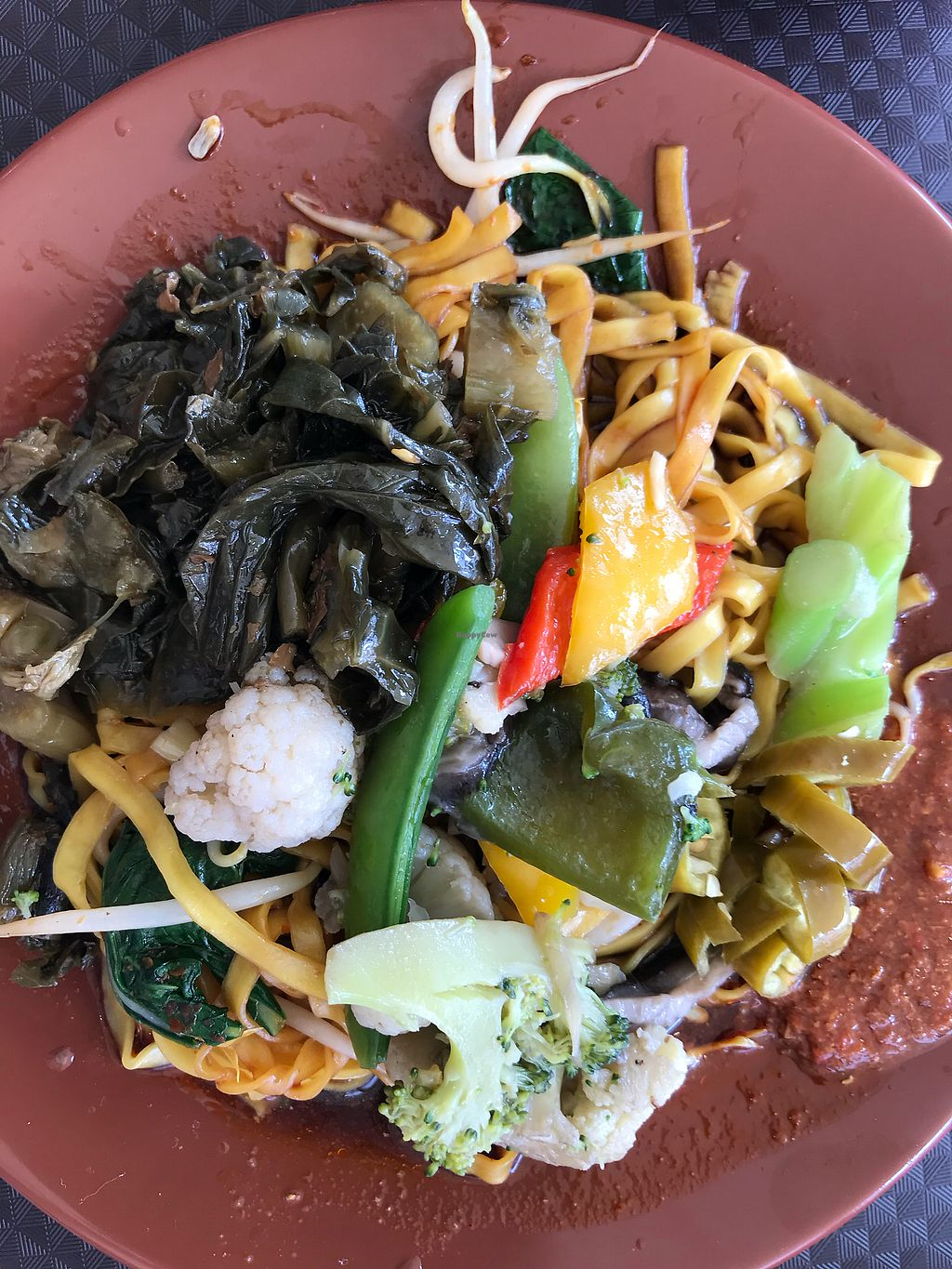 "Photo of Soon Lee Vegetarian Food  by <a href=""/members/profile/David.Yu"">David.Yu</a> <br/>Dry noodle. $3.  <br/> March 2, 2018  - <a href='/contact/abuse/image/26444/365588'>Report</a>"