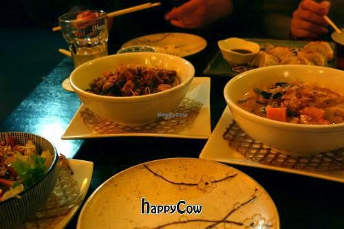 "Photo of Jasmijn en Ik  by <a href=""/members/profile/Gudrun"">Gudrun</a> <br/>Having an all-vegan dinner at 'Jasmijn en ik' in Utrecht <br/> March 24, 2013  - <a href='/contact/abuse/image/26447/45939'>Report</a>"