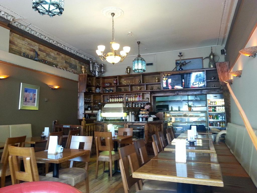 "Photo of The Bay Tree Cafe Bistro  by <a href=""/members/profile/tobiassjosten"">tobiassjosten</a> <br/>Cozy setting <br/> May 15, 2014  - <a href='/contact/abuse/image/26463/70012'>Report</a>"