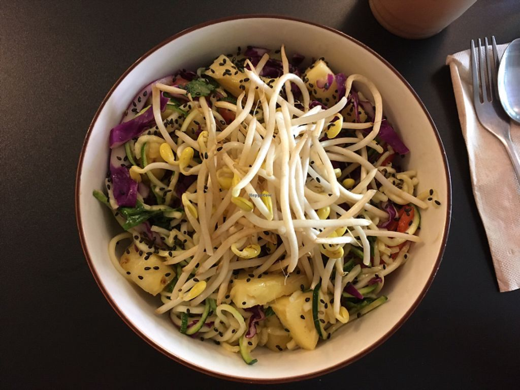 """Photo of PuraVegan  by <a href=""""/members/profile/monisonfire"""">monisonfire</a> <br/>raw summer bowl <br/> May 9, 2017  - <a href='/contact/abuse/image/26482/257465'>Report</a>"""