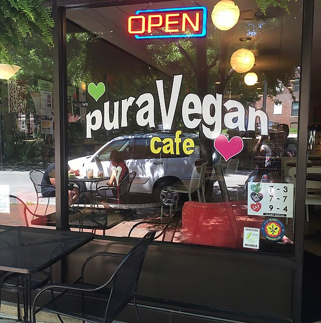 """Photo of PuraVegan  by <a href=""""/members/profile/Wolf-LoverMarie"""">Wolf-LoverMarie</a> <br/>entrance  <br/> June 24, 2017  - <a href='/contact/abuse/image/26482/273092'>Report</a>"""