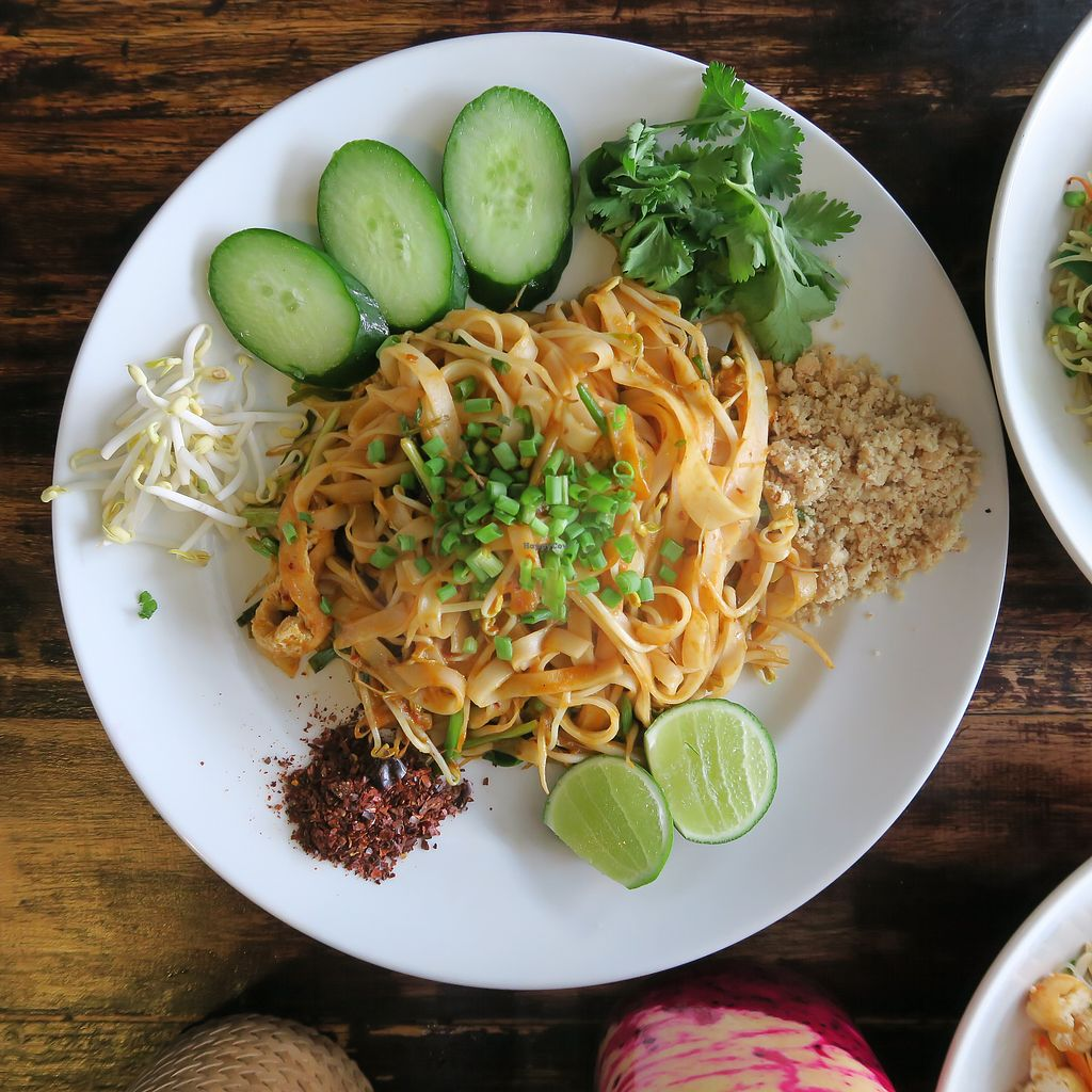 """Photo of Green Ginger Noodle House  by <a href=""""/members/profile/MOJO%21"""">MOJO!</a> <br/>pad thai <br/> August 26, 2017  - <a href='/contact/abuse/image/26529/297367'>Report</a>"""