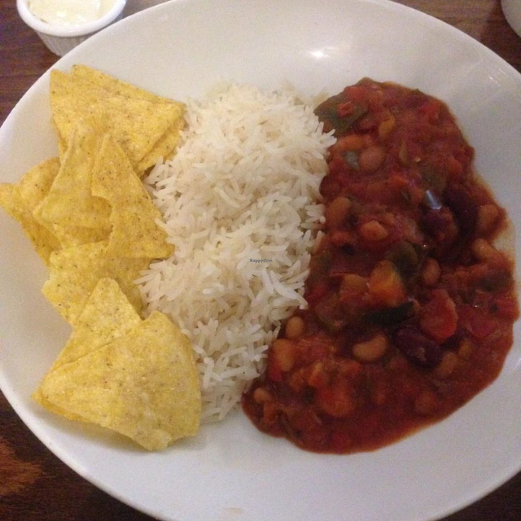 """Photo of Queen's Head  by <a href=""""/members/profile/Forestpony"""">Forestpony</a> <br/>smoky bean chili  <br/> February 28, 2015  - <a href='/contact/abuse/image/26531/94359'>Report</a>"""